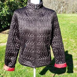 Armani exchange black jacket size large